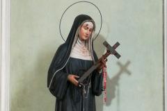 Statue of St. Rita