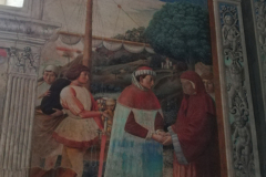 Augustine arrives in Italy,
